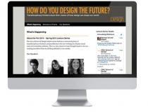 School of Design, Lecture Series