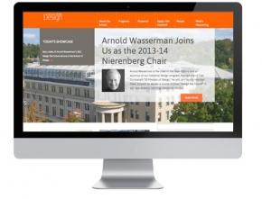 School of Design Website Redesign