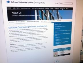 Software Engineering Institute Website